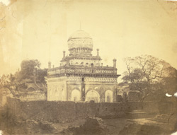 Tomb in Beejapore.